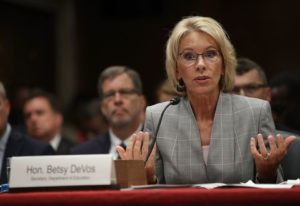 """Honorable"" Betsy DeVos"