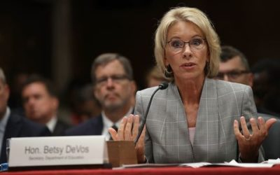 The Future Betsy DeVos Wants