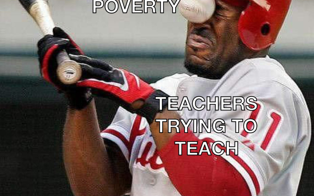 The Tragedy of Baseball and Teaching