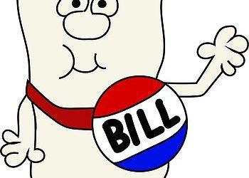 Bills, bills, bills of 2020